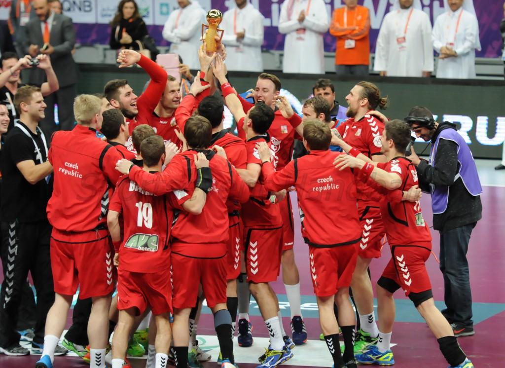 プレジデントカップを獲得したチェコセブン
