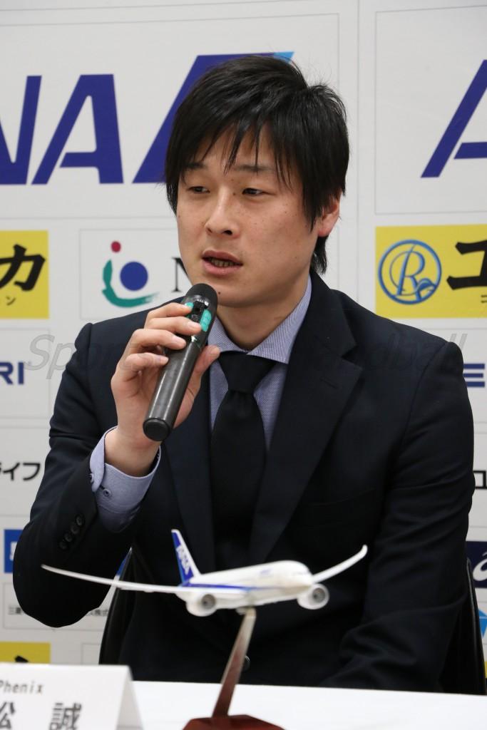 4連覇をめざす大同・末松監督