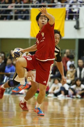 東日本・玉井(写真)は再びチームを大同撃破に導けるか