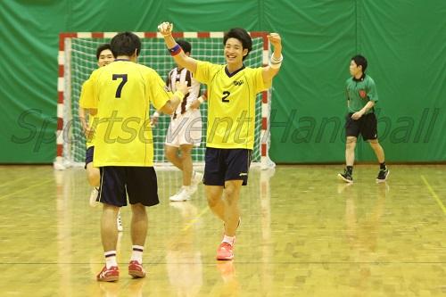 関東男子は明大が114シーズンぶりに制した
