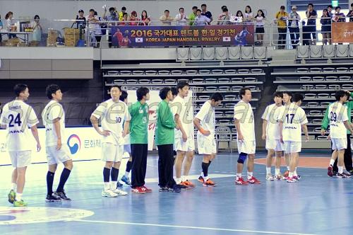 日本は韓国相手に連勝を勝ち取ることはできなかった