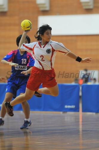 キャプテン林(写真)がチームをリードしてエキシビジョンマッチトーナメントを制した富山