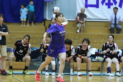 ソニー・藤田はチームトップの47得点。藤田のシュートが勝利のカギを握るか