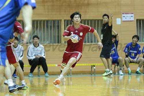 勝ち続ける必要がある東日本は、こうした状況でも真価を発揮できるか(写真は濵口)