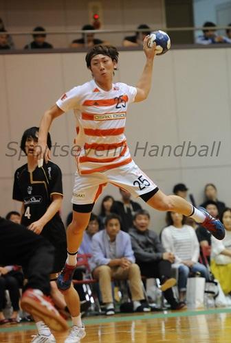 高い攻撃力を見せMVPを獲得した大崎・元木