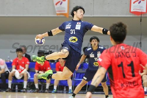ゴール四隅を正確に打ち抜いた吉野はチーム最多タイの9得点を記録